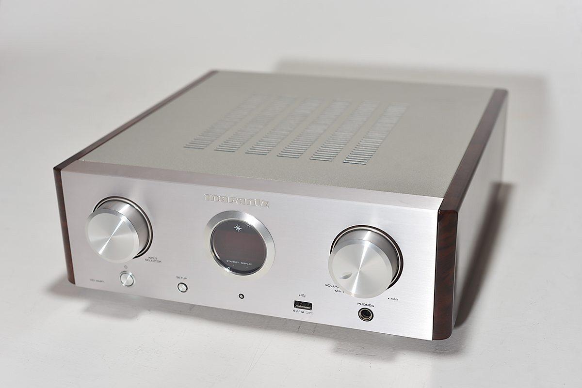 HD-AMP1 SG demo