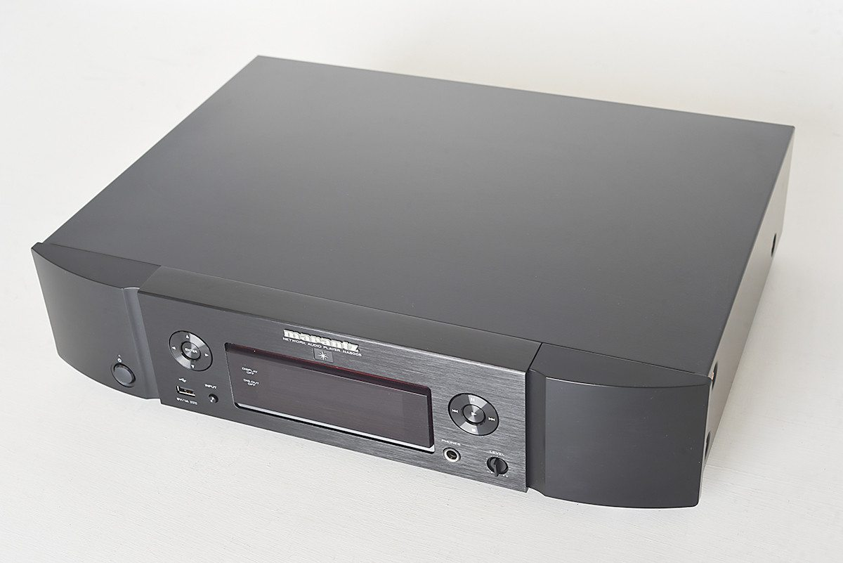 NA8005 black demo
