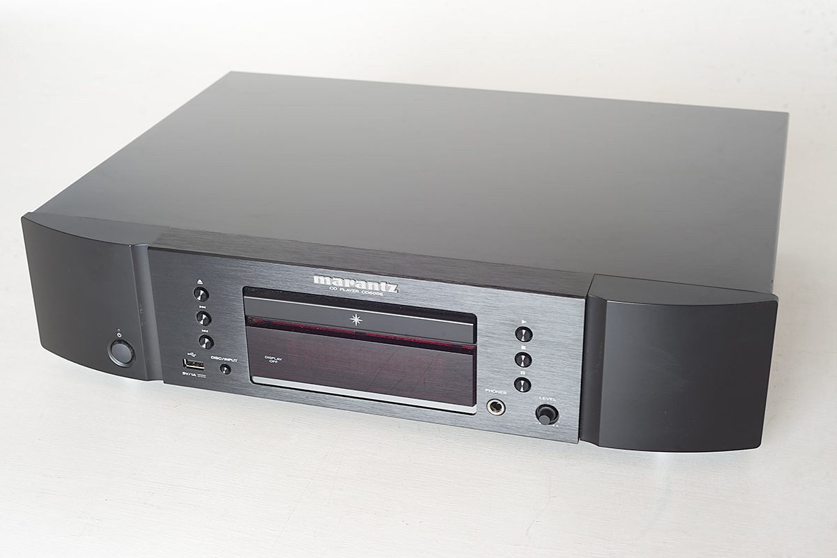 CD6006 BLK demo