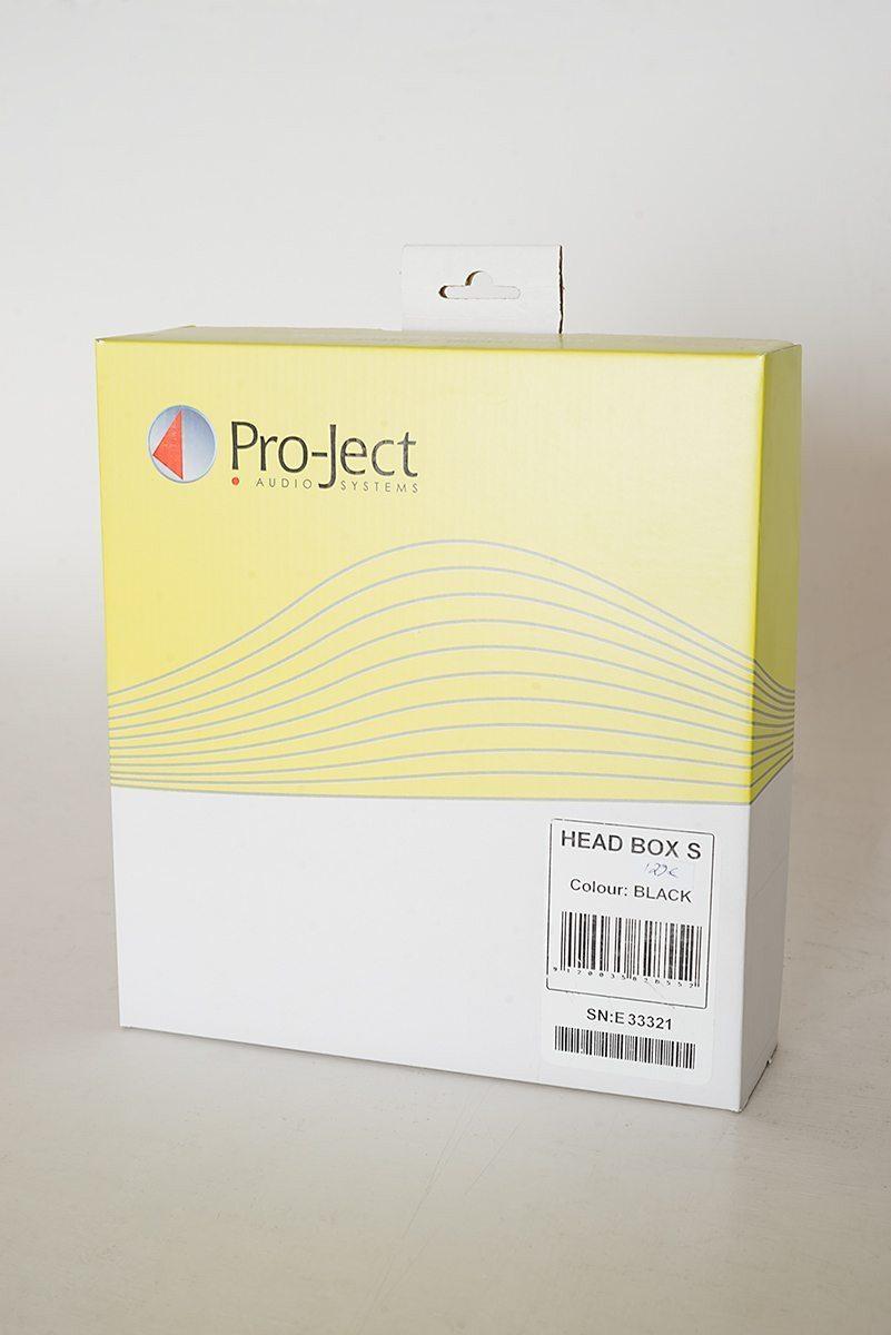 Pro-Ject Head Box S Black