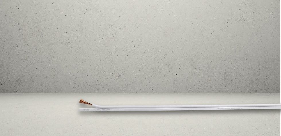 Argon SC1 White Edition 1.5m2 kaiutinkaapeli