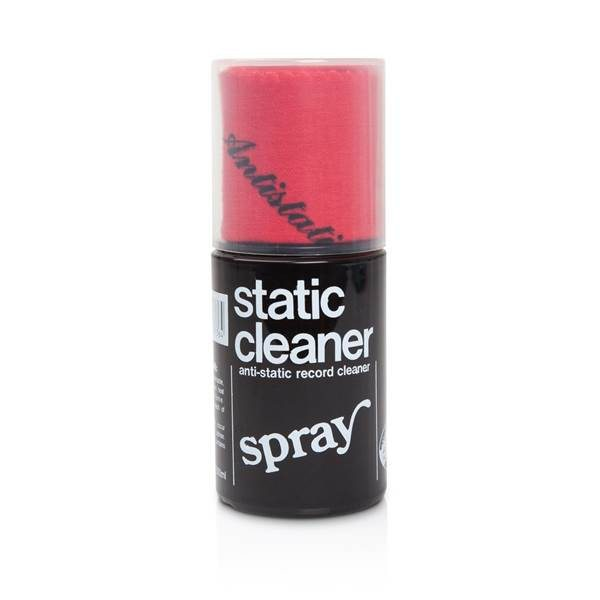 Static Cleaner Spray