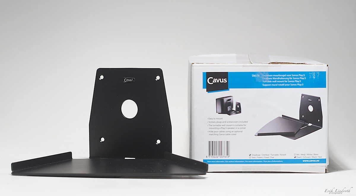 CAVUS Play:5 (GEN1) Wall Mount