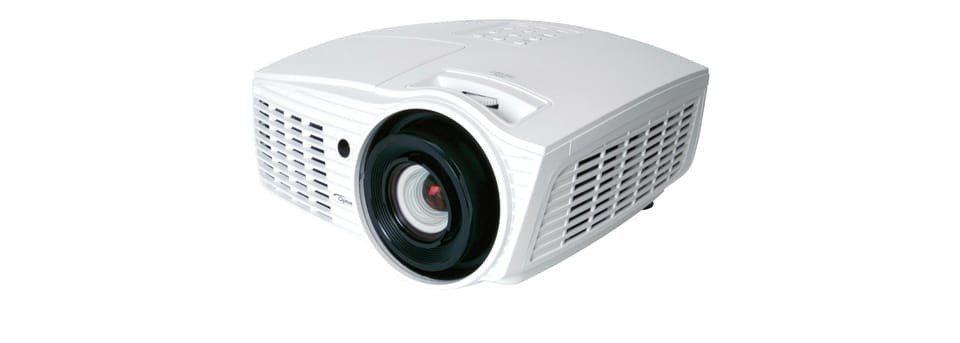 Optoma HD50 demo
