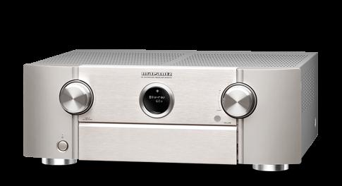 SR6012 silvergold demo
