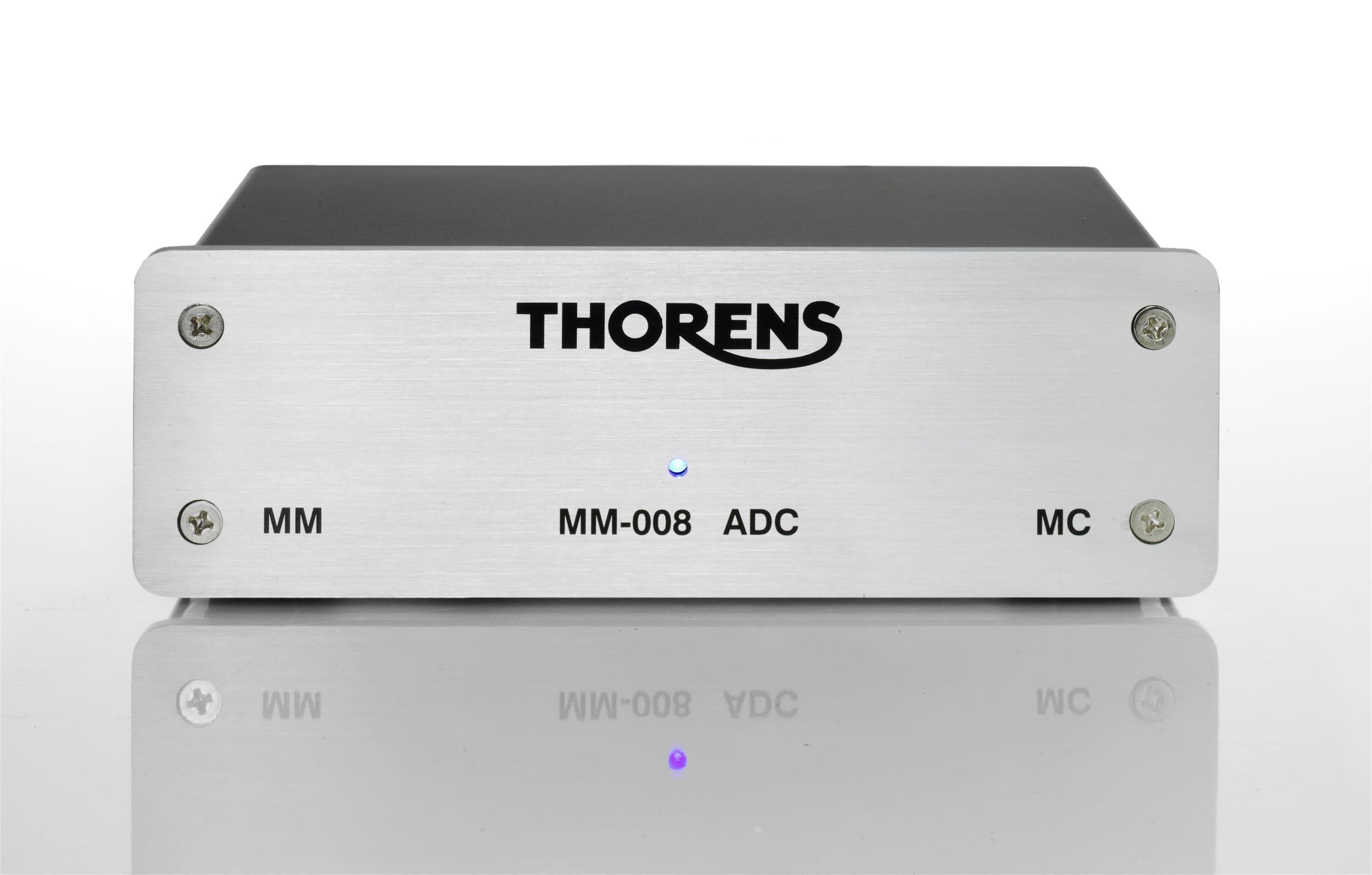 Thorens MM 008 Demo