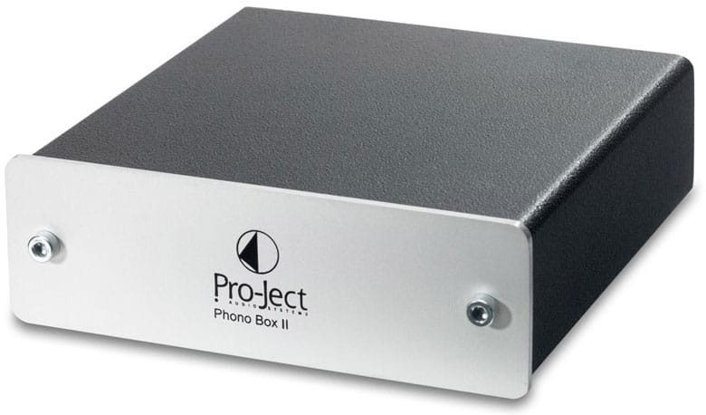 Project Phono Box