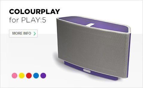 Play:5 Colour Skin