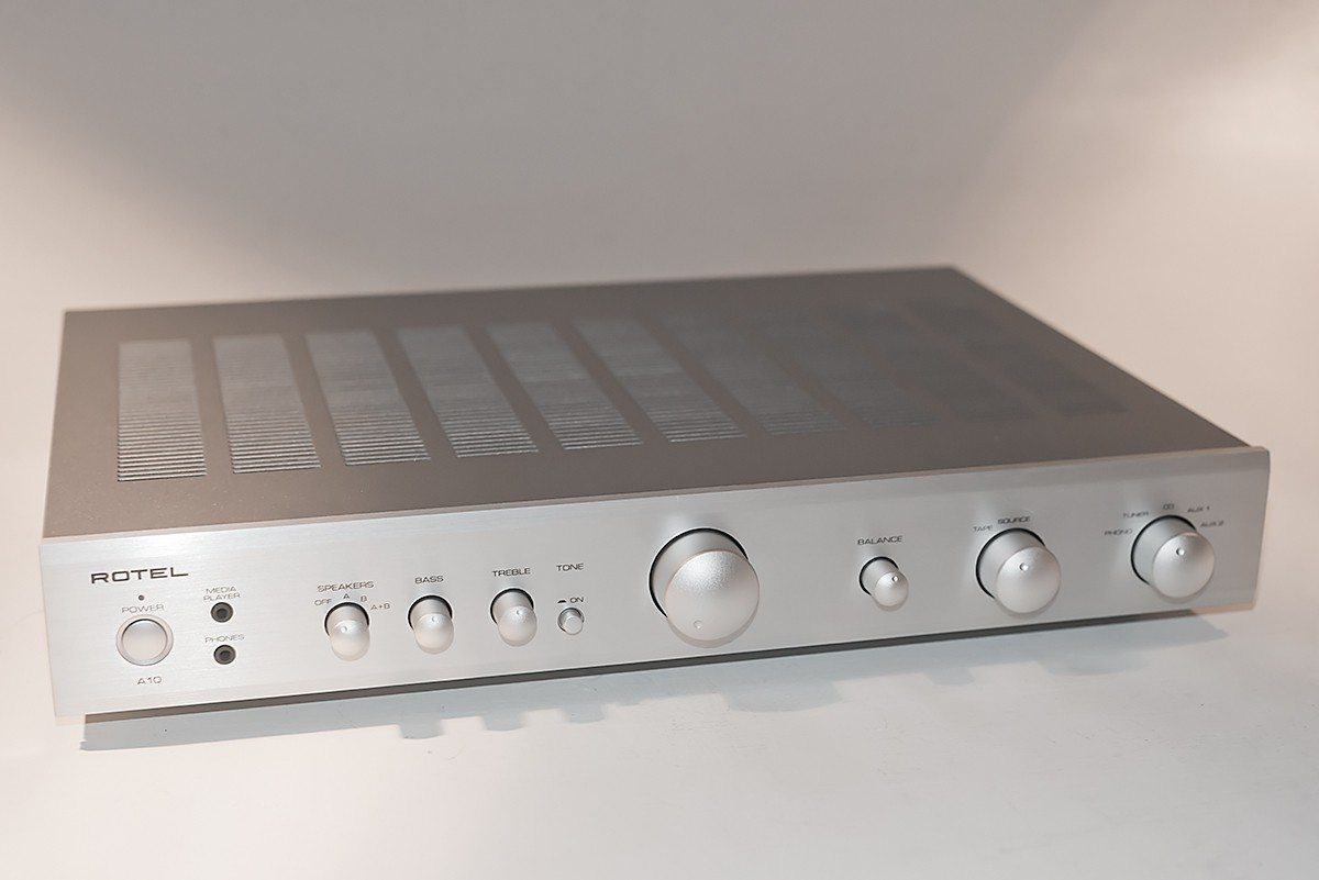 A10 silver demo