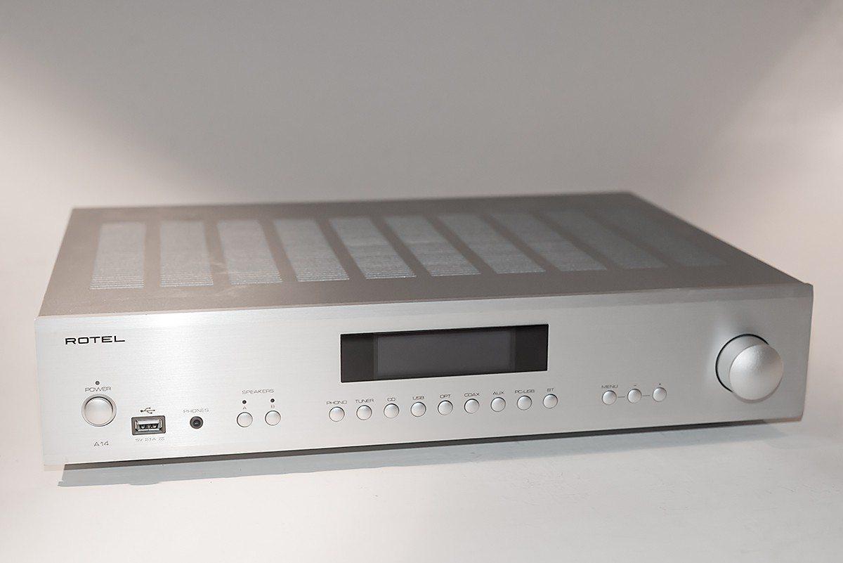 A14 silver demo