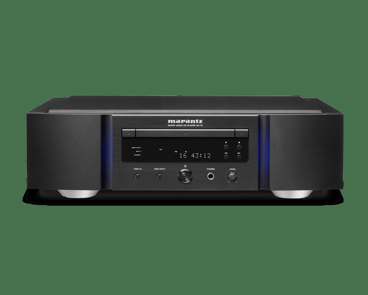 SA-10 SA/CD -soitin