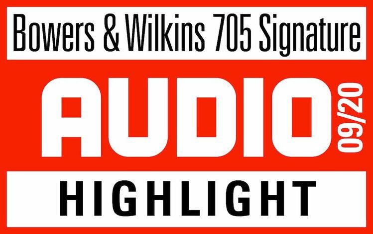 Signature 705 Highlight