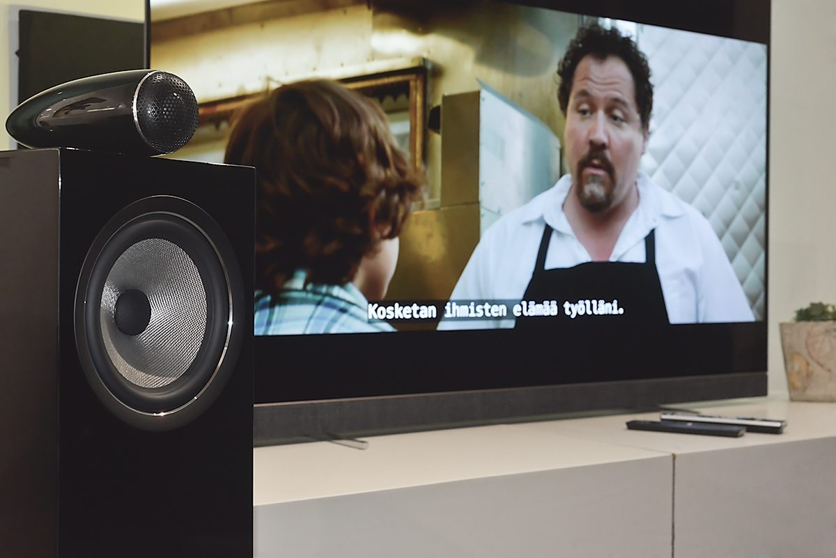 ID Lounge - TV huone