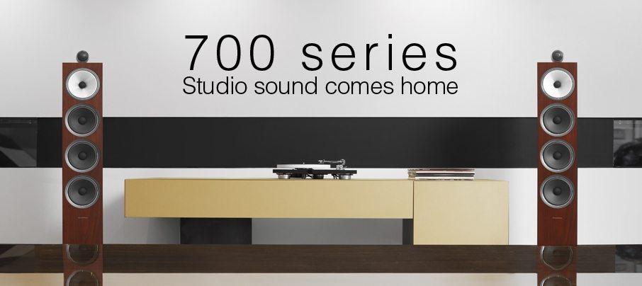 Bowers & Wilkins 700 series
