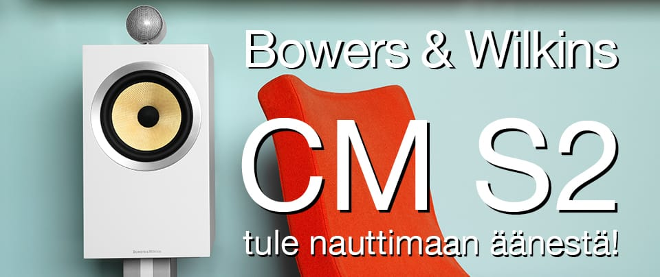 Bowers & Wilkins CM S2