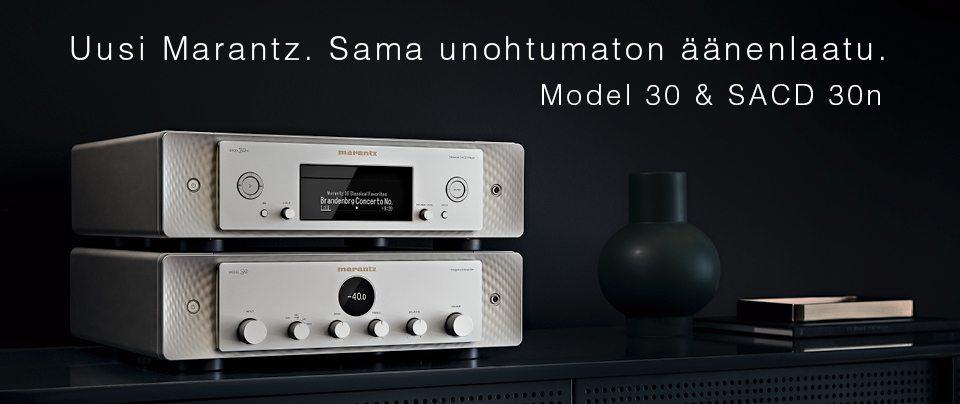 Marantz Model 30 & SACD 30n