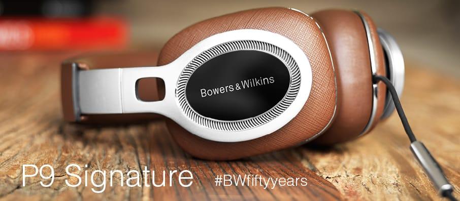 Bowers & Wilkins P9 Signature