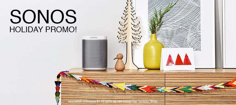 Sonos holidaypromo
