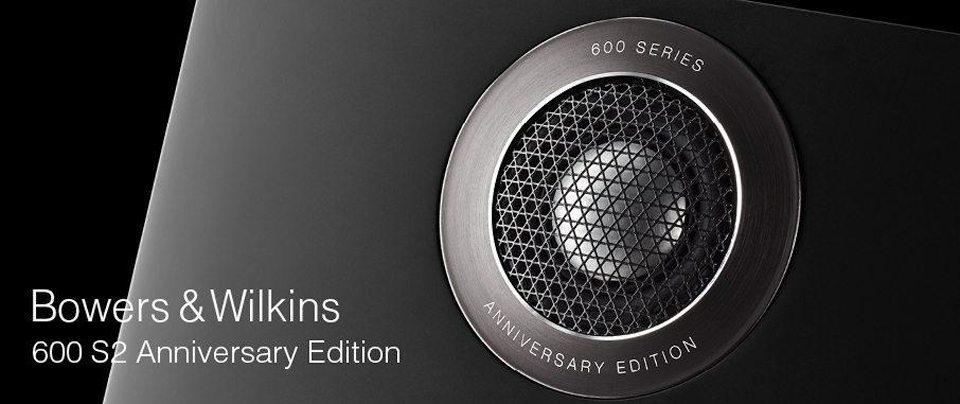 Bowers & Wilkins 600 S2 series